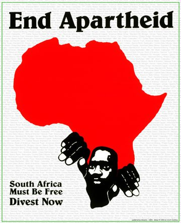 Apartheid in South Africa arose